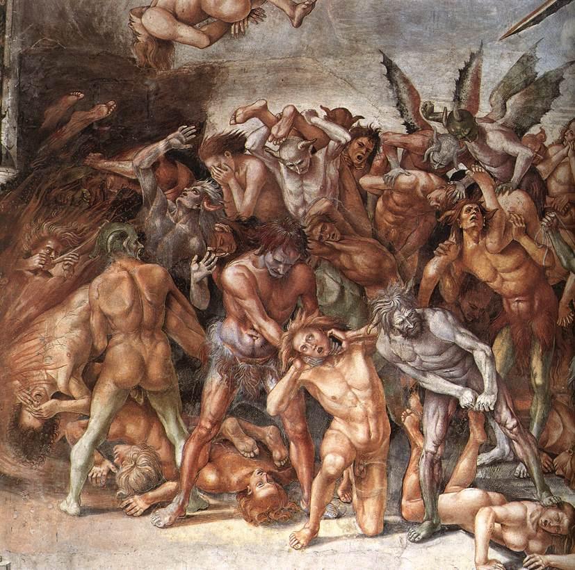 SIGNORELLI, Luca (b. ca. 1450, Cortona, d. 1523, Cortona)