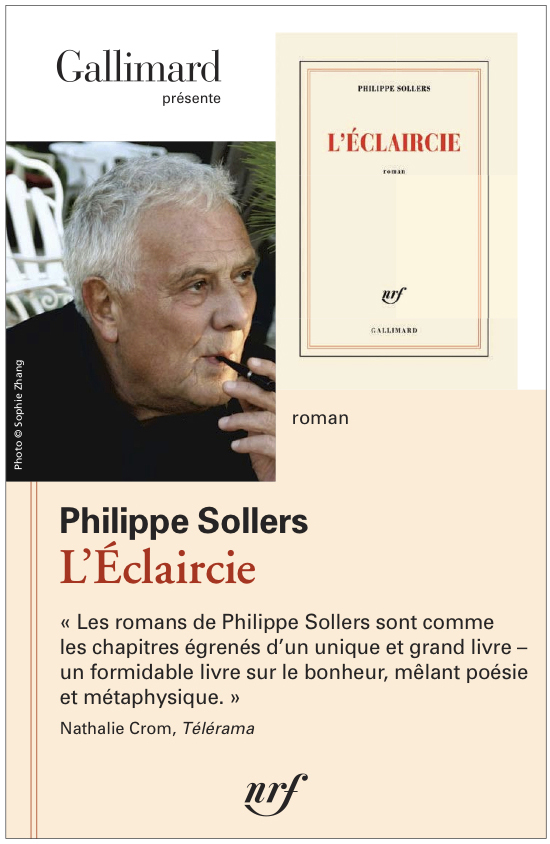 Philippe Sollers - L'Éclaircie