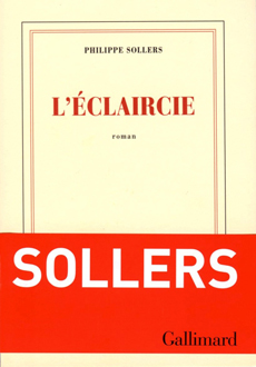 Philippe Sollers L'Éclaircie