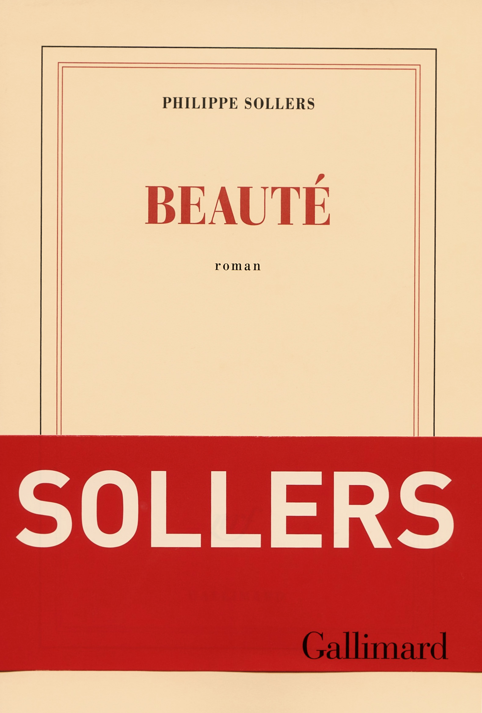 Philippe Sollers - Beauté