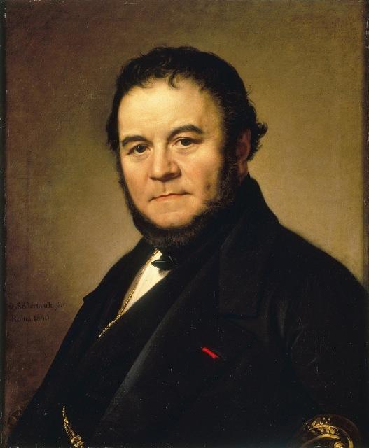 Stendhal_par_Sodermark1840